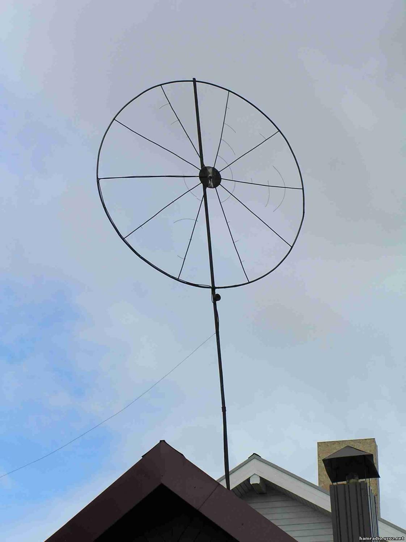 Антенна в деревню для цифрового тв