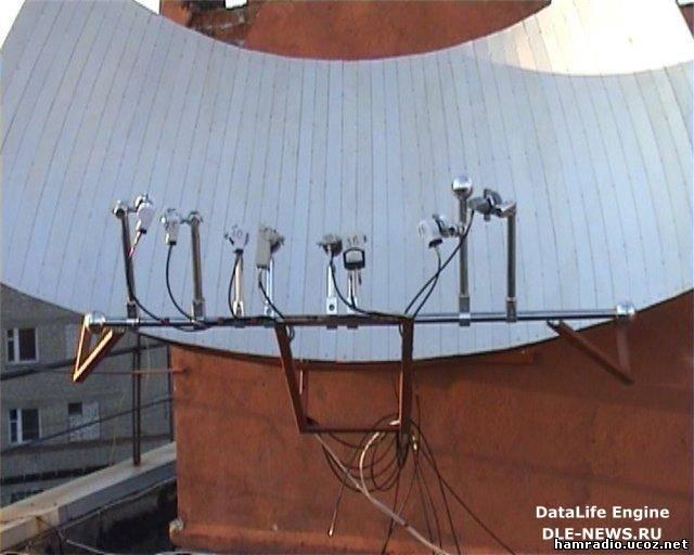 Можно ли сделать спутниковую антенну своими руками